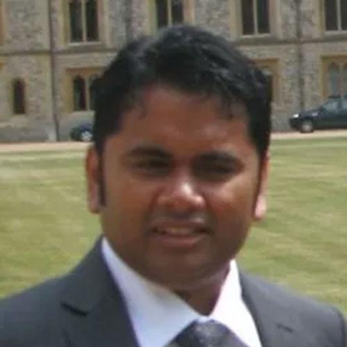 Dr Terence De Silva